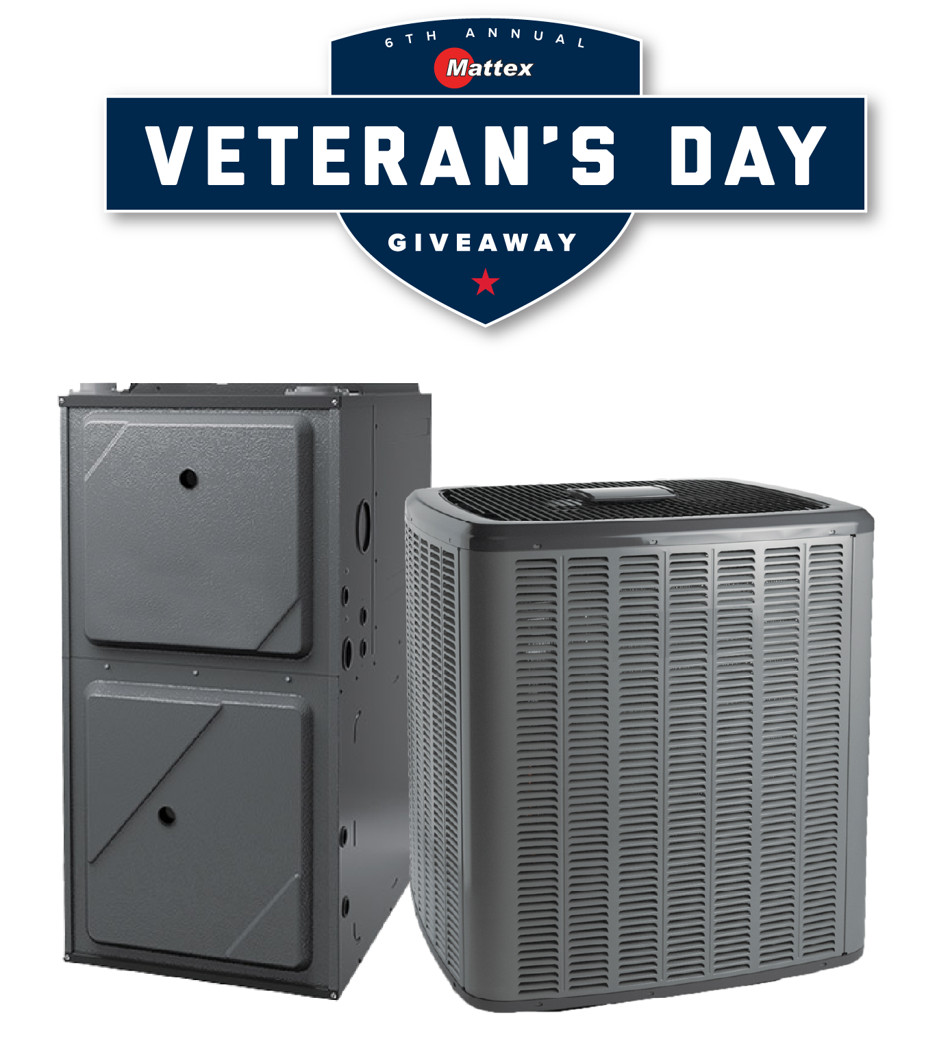 Mattex's Annual Veteran's Day Giveaway